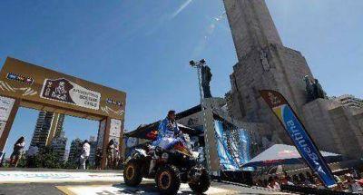 Confirmado: el Dakar 2016 terminar� en Rosario