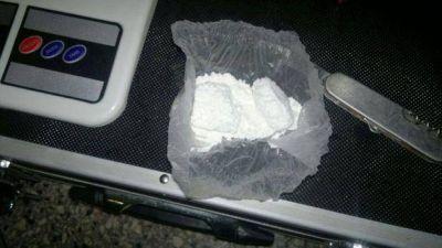 Transportó cocaína desde Santiago del Estero y lo atraparon en la terminal