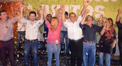 Multitudinario acompañamiento en el lanzamiento de la reelección de Machuca