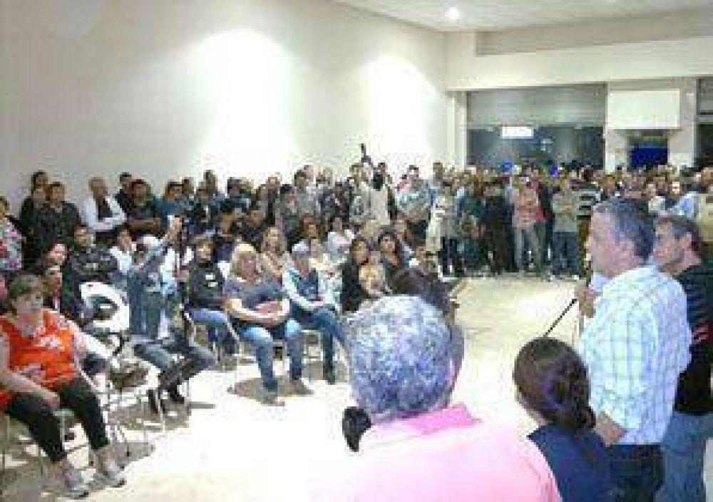 El Frente Renovador inauguró un nuevo local en Junín