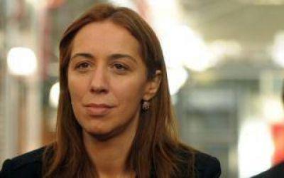 Elecciones 2015: María Eugenia Vidal convoca a