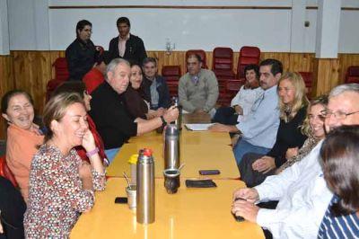 Vecinos autoconvocados se reunieron para debatir un proyecto de ciudad
