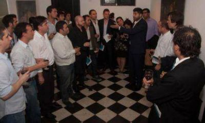 Dirigentes misioneros se interiorizaron sobre la gesti�n de Scioli en Buenos Aires