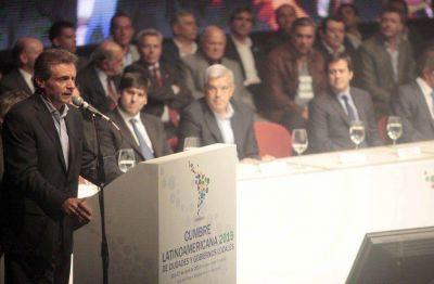 """""""Hoy son capitales los desafíos que proponen la inclusión social y la prevención de los delitos"""""""