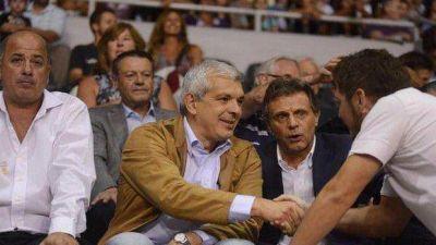 """Julían Domínguez: """"Sería un lujo que Pulti sea mi vicegobernador"""""""