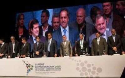 Mar del Plata: Segunda jornada de la Cumbre Latinoamericana de Ciudades y Gobiernos Locales