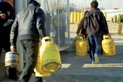 Subsidios para compra de garrafas: el Gobierno propone que los beneficiarios se empadronen en �Casa Abierta�