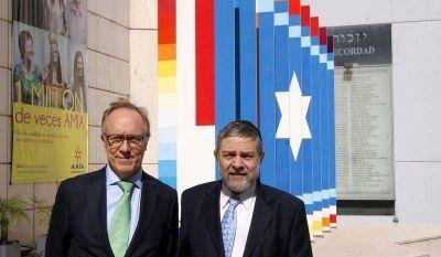 Nielsen se reunió con el Presidente de la AMIA