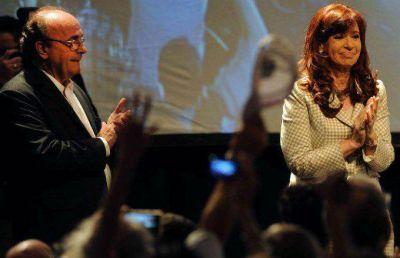 Cristina junto a Moreau: la versión 2015 de la transversalidad K