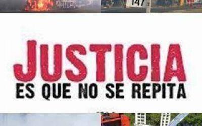 Marcha contra Carossi en Baradero: Piden justicia por las muertes en Ruta 9