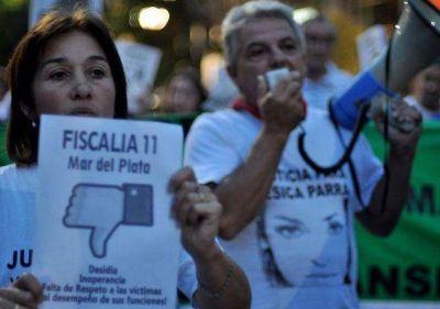 Gustavo Parra: �Estamos perjudicados por la Fiscal�a 11 y por el fiscal General, Fern�dez Garello�