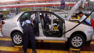 FIAT se suma a las suspensiones de personal por el