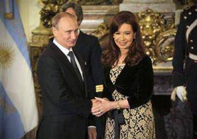 Polémica por los acuerdos de energía que se firmarán con Rusia