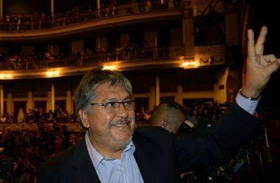 Chino Navarro, precandidato a gobernador de Buenos Aires