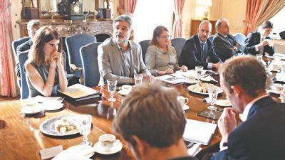 Malvinas: Argentina ratific� en Londres la denuncia contra petroleras