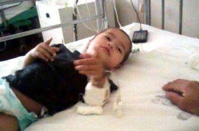 Gualeguaychú: Bebé pelea contra la leucemia y necesita tu ayuda