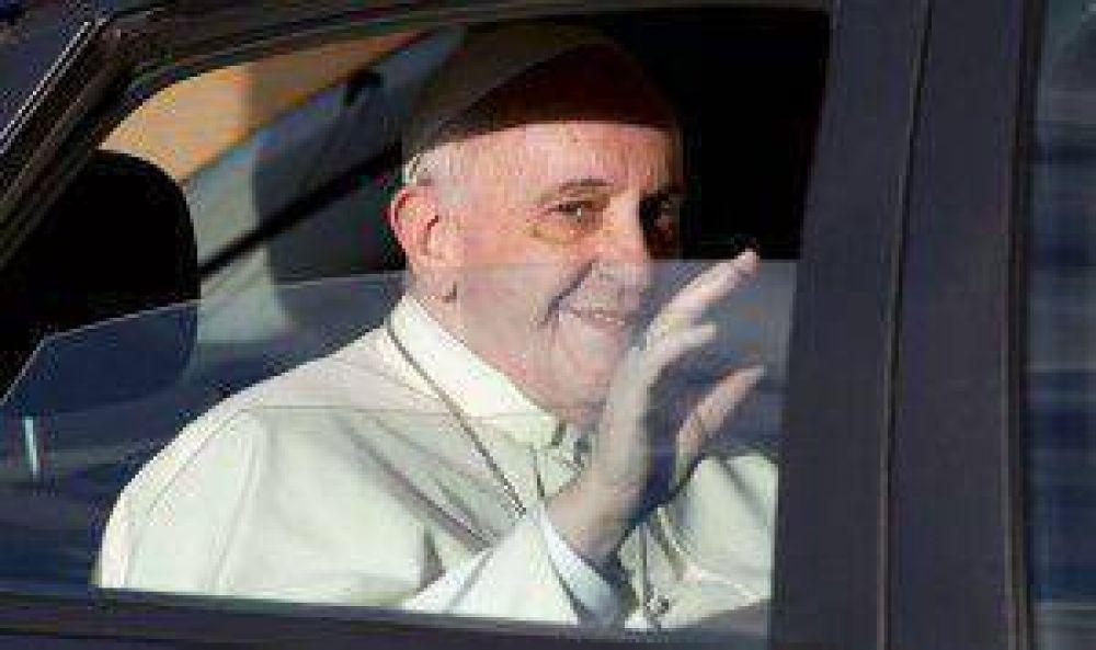 El Papa Francisco evalúa viajar en septiembre a Cuba