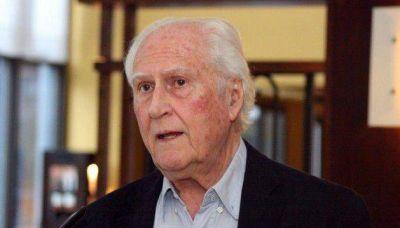 Pinistas en fuga: Julio Raffo anunció su apoyo a Abrevaya