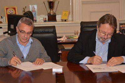 El CEyS de Tigre y la Fundación Metropolitana firmaron un convenio para reforzar las políticas públicas
