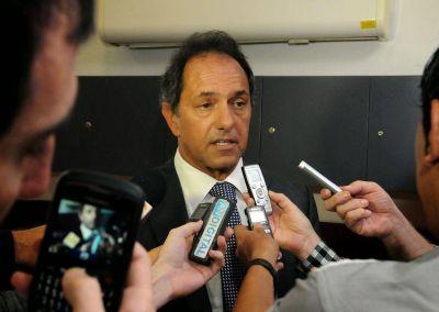 Scioli confirmó la construcción de un Centro de Salud de Atención Primaria en Berazategui y otro en Quilmes