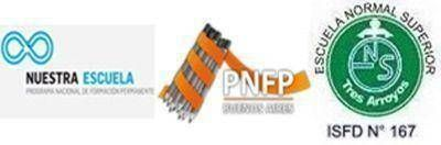 Cursos de Componente II del Programa Nacional de Formación Permanente Escuela Normal Superior – ISFD Nº 167