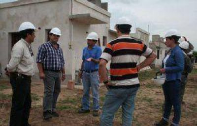 El IPV invierte más de $62 millones en 200 viviendas en Tartagal