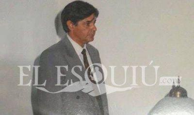 """Falleció el exintendente Horacio """"Piyiyo"""" Lobo"""