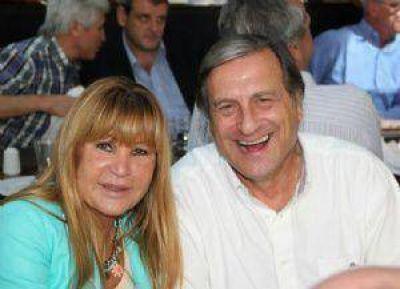El triunfo de Mendoza reunió a Aída Ayala y Ángel Rozas