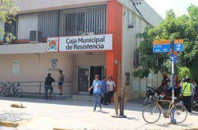 Se habilitaron préstamos personales para empleados municipales de Resistencia a cancelar con el aguinaldo