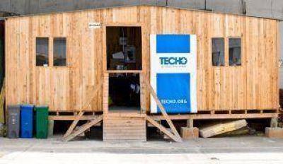 Techo se fortalece en Chaco y Corrientes