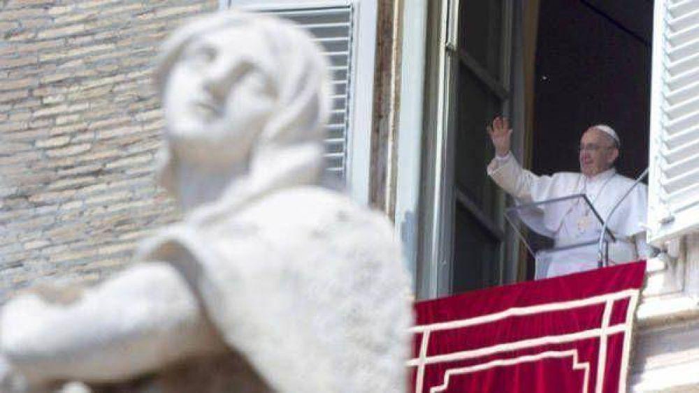 El Papa pidió a la comunidad internacional