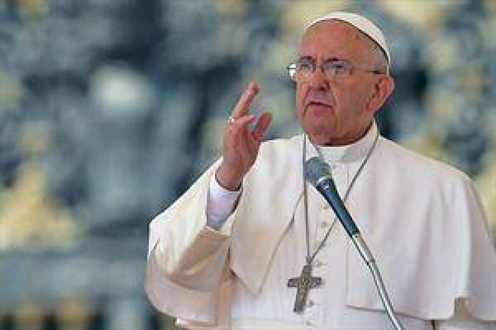 En África critican al papa Francisco por decir que el