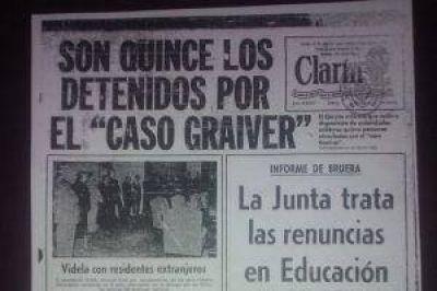 El pacto entre Clarín, La Nación y Videla que marcó el destino de Papel Prensa