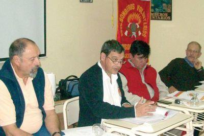Duro reclamo de Federación de Bomberos del Chubut por el pago de subsidios