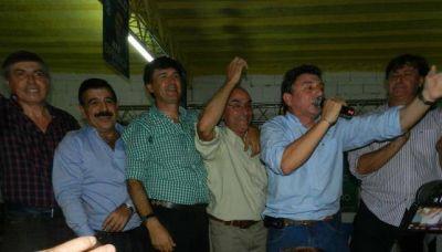 En una elección reñida, el PJ retuvo Corral de Bustos por 221 votos