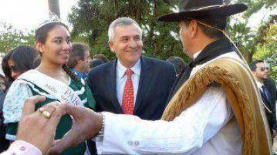 """Gerardo Morales instó a """"honrar la historia y construir un futuro en paz"""""""