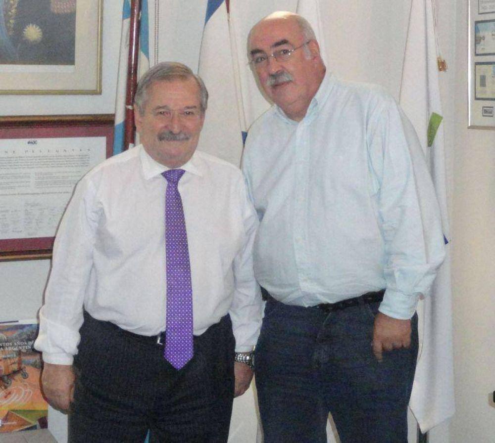 La DAIA se reunió con la Federación Argentina de Trabajadores de Prensa