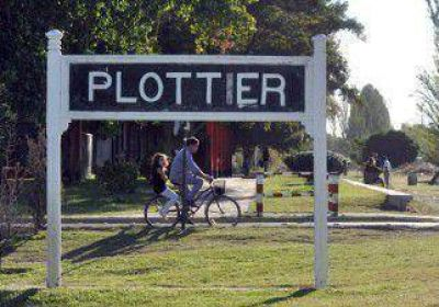 Peressini quiere el tren en Plottier