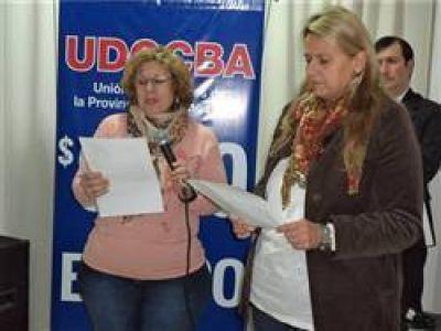 UDOCBA inauguró su nueva sede