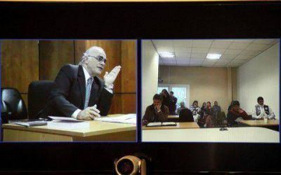 Caso Barría: Jueza rechazó el pedido de ejecutabilidad de la pena de los acusados