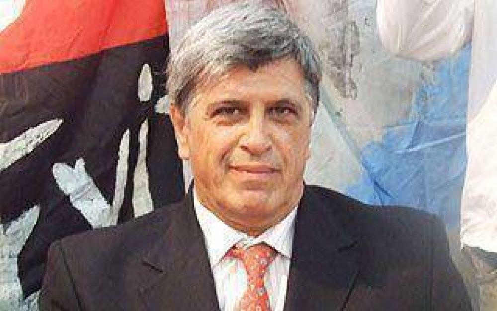"""Pellegrini aseguró que """"la UCR tendrá su propio candidato"""" en Lomas"""