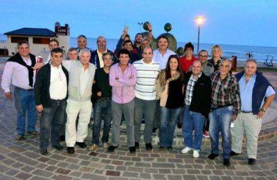 Presentaron la Mesa Sindical Miramar Scioli 2015 en General Alvarado