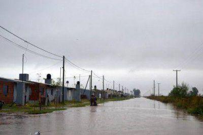 Hidráulica de Buenos Aires le promete a General Villegas la realización de obra muy necesaria