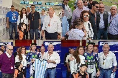 Junto al Ministro Mayer, la Gobernadora cumplió con una variada actividad en el Autódromo de Termas de Río Hondo