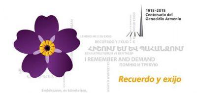 Comienzan los actos por los 100 años del genocidio armenio