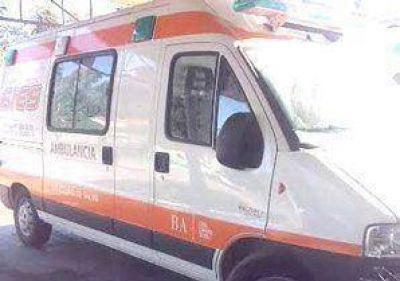 Nueva ambulancia para el Hospital Interzonal Abraham Pi�eyro