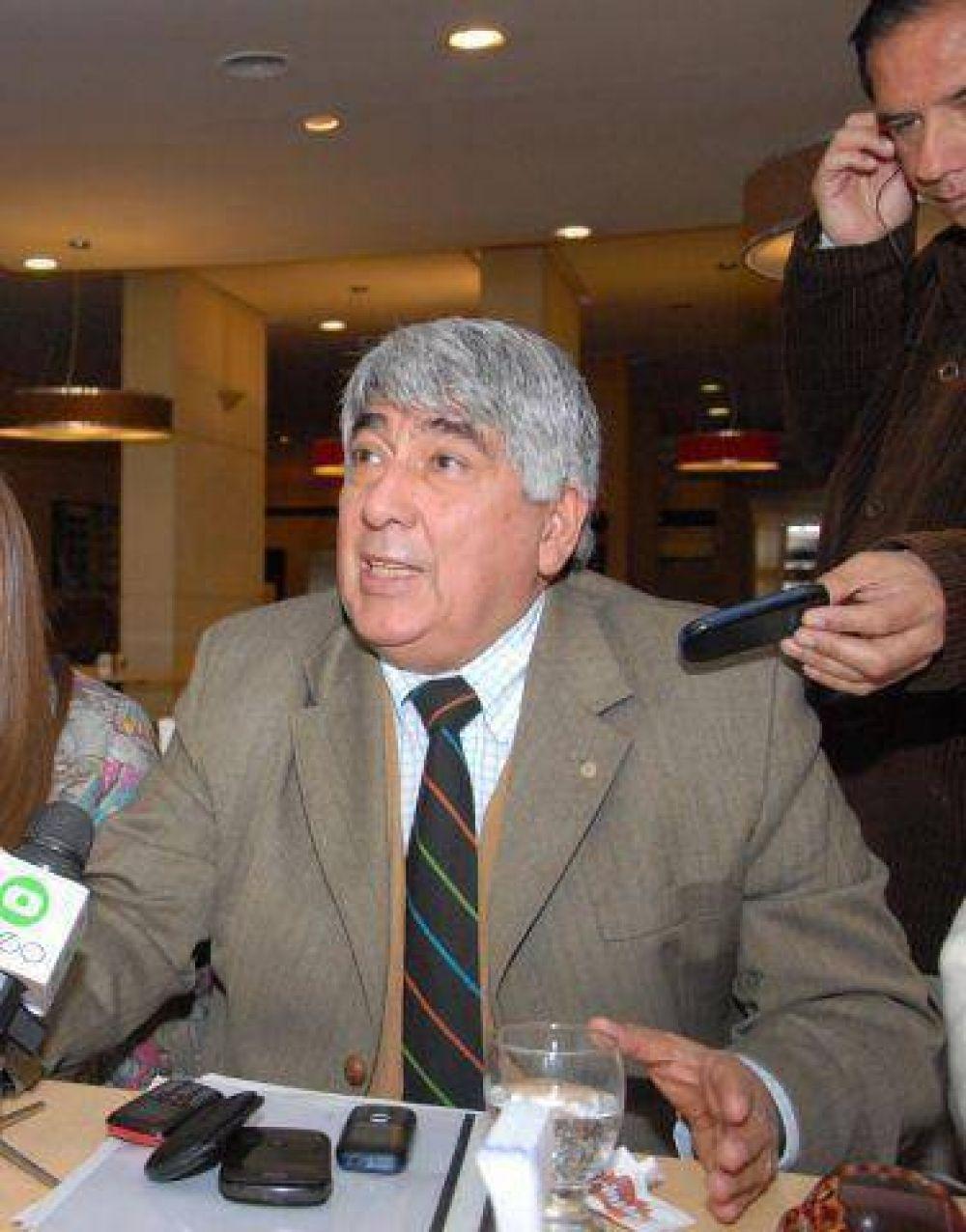 Se confirmó la renuncia del ex secretario gremial de los Bancarios Hugo Melo