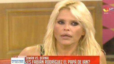 La pregunta animal de Analía Franchín a Nazarena: