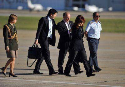 Cristina llega este mediodía a Rusia para profundizar la