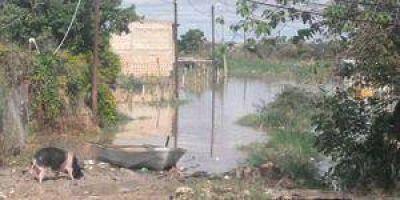 Fuertes cruces entre el intendente De Vido y el concejal Olivera por las obras tras el temporal